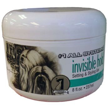 1 All Systems Invisible Styling Gel (237 ml)