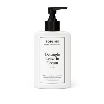 Topline Detangle Leave in Cream (200 ml)**