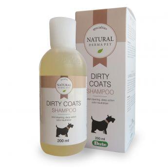 Derbe Dirty Coats -shampoo 200 ml