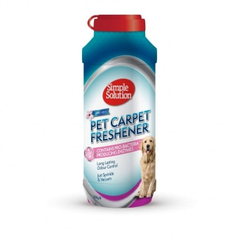 Simple Solution Carpet Freshener Granules 500g