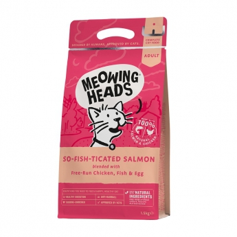 Meowing Heads  So-fish-ticated Salmon (1.5 kg)