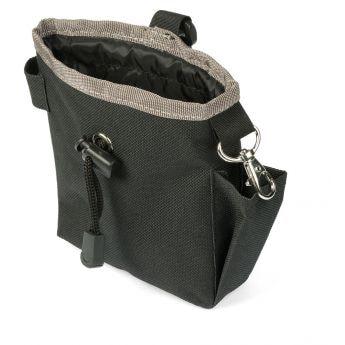 Pro Dog Treat makupalapussi taskulla (Musta)