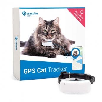 Tractive Ikati GPS-paikannin kissoille