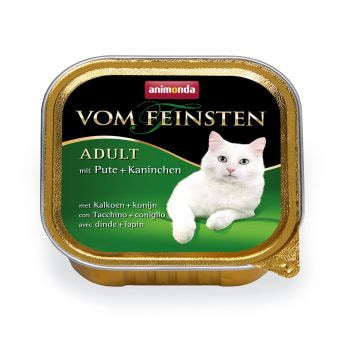 Animonda Vom Feinsten Adult kalkkuna+kani 100g