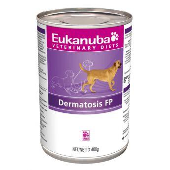 Eukanuba EVD Dermatosis Dog Wet  (400 grammaa)