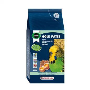 Versele-Laga Orlux Gold Patee Small Parakeets (250 grammaa)**