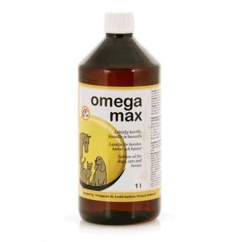 Omegamax lohiöljy 1l