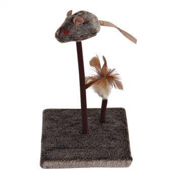 Pawise Play-N-Squeak lelu äänellä (26 cm)
