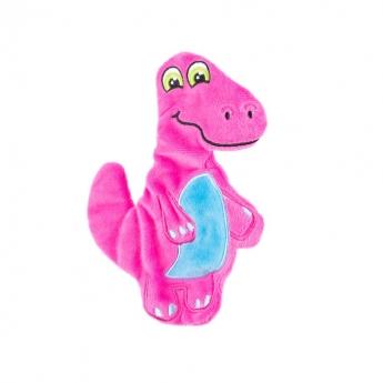 ItsyBitsy FlatFriends Dino Pinkki