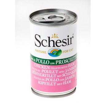 Schesir Jelly kana & kinkku (140 grammaa)