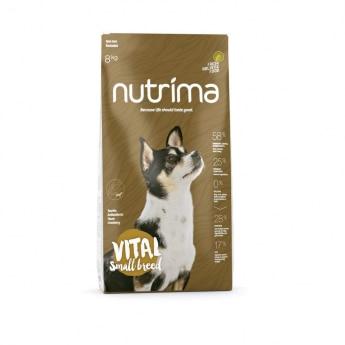 Nutrima Vital Small Breed koiranruoka (8 kg)
