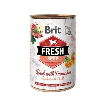 Brit Fresh nauta 400g