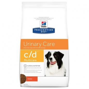 Hills Diet Dog c/d Multicare 5kg