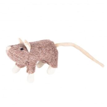 Little&Bigger House hiiri (Ruskea)