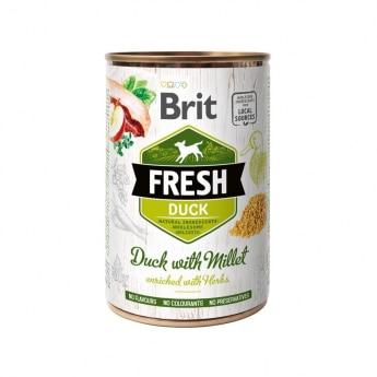 Brit Fresh ankka 400g