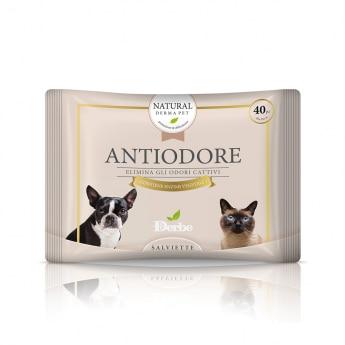 Derbe Antiodore -puhdistuspyyhkeet 40 kpl