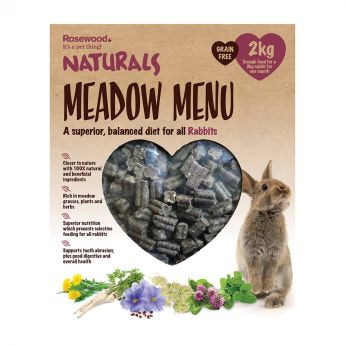 Rosewood Meadow Menu Rabbit (2 kg)