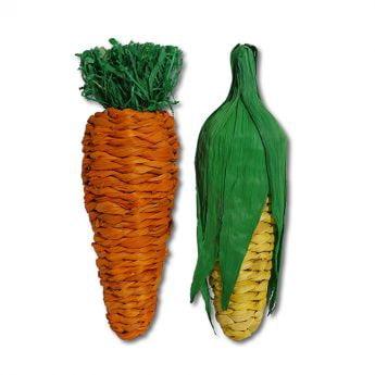 Rosewood Jumbo porkkana ja maissilelu (Monivärinen)