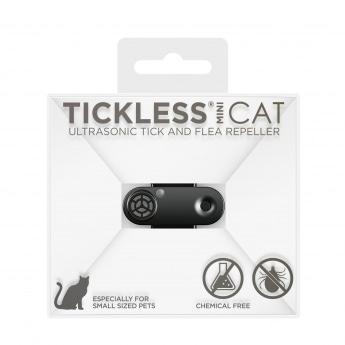 Tickless MINI CAT punkkikarkotin kissalle (Musta)