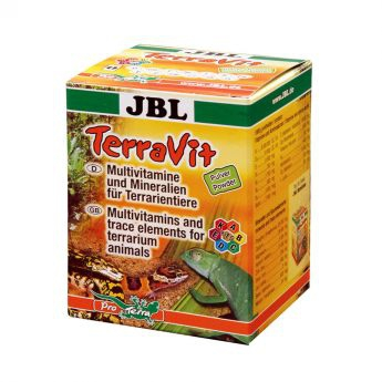 JBL TerraVit monivitamiini 50 ml  **