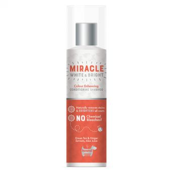 Hownd Miracle White & Bright -shampoo