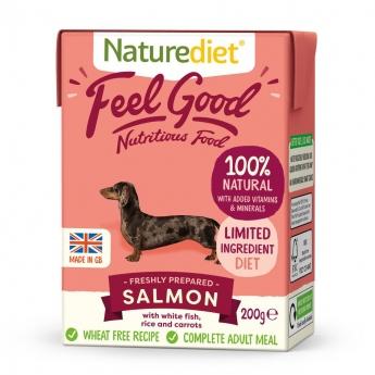 Naturediet Feel Good lohi (200 g)