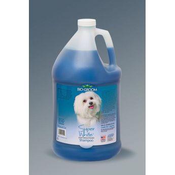 Bio-Groom Super White shampoo (3,8 l)