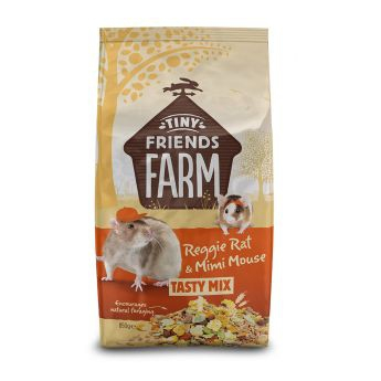 Tiny Friends Farm Reggie Rat & Mimi Mouse 850 g