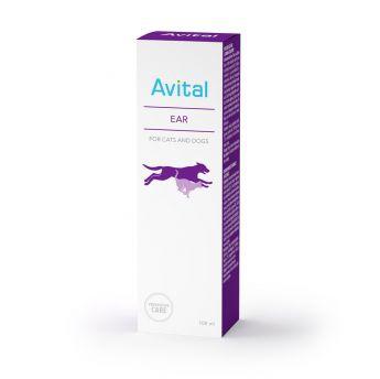 Avital Ear -korvapuhdiste 100 ml (100 ml)