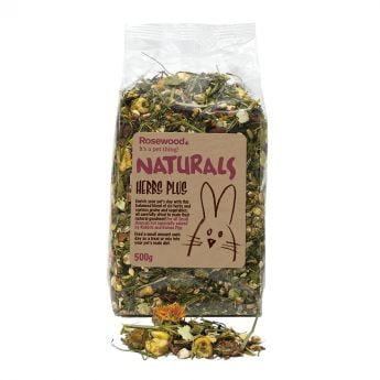 Rosewood Herbs Plus (500 grammaa)