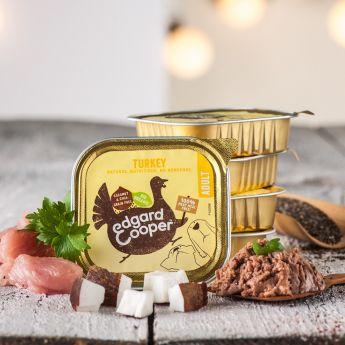 Edgard & Cooper Organic kalkkuna (100 grammaa)
