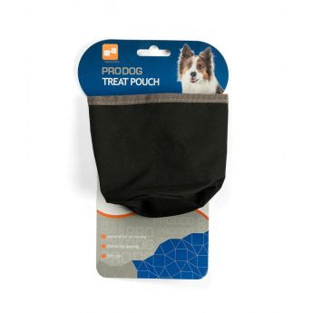 Pro Dog Treat makupalapussi musta (Nylon)