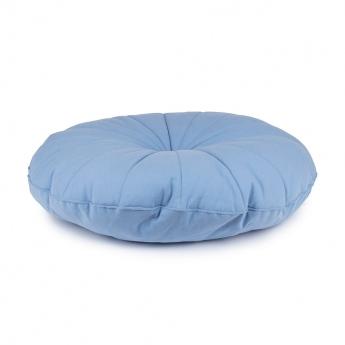 Gaia Ihkku pyöreä tyynypeti (Sininen)