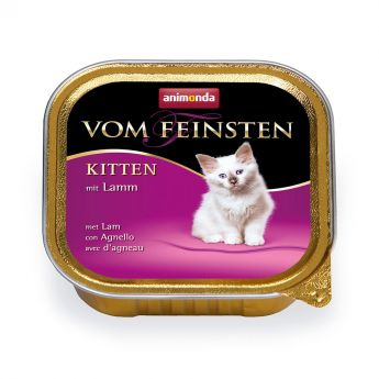 Animonda Vom Feinsten Kitten lammas 100g