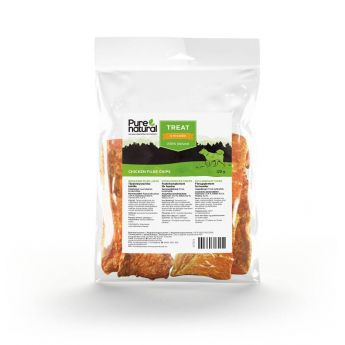 Purenatural Broilerin filee lastu koiralle (120 grammaa)**