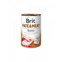 Brit Pate & Meat Jänis 400 g