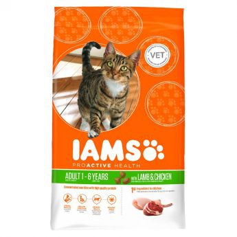 Iams Adult Lamb & Chicken**