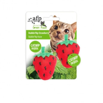 All for Paws Bubble´nip mansikka 2-pack