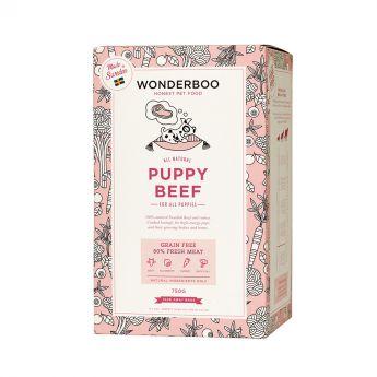 Wonderboo Puppy Beef Grain Free