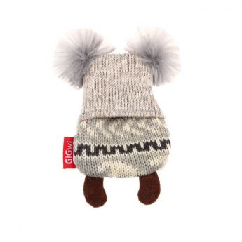 GiGwi PlushFriendz Knitted Koala (Harmaa)