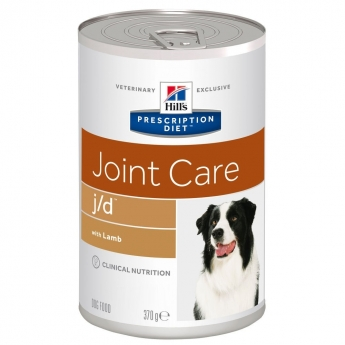 Hills Diet Dog j/d can 12x370g
