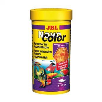 JBL NovoColor kalanruoka 250 ml