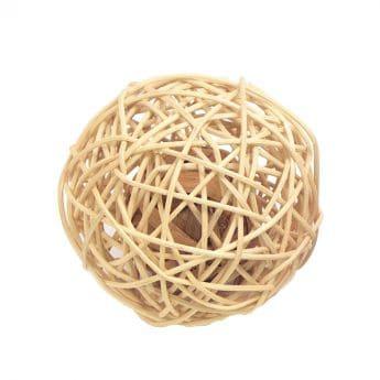 Rosewood Rattan pallo L