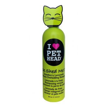 Pet Head Cat De Shed Shampoo