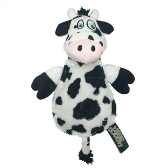 Hear Doggy litteä lehmä ultraäänilelu