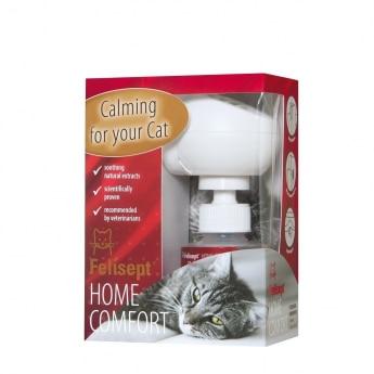 Felisept Home Comfort haihdutin + liuos
