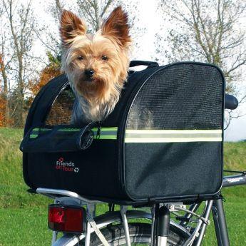 Trixie Biker Bag pyöräkori nylon (35 cm)