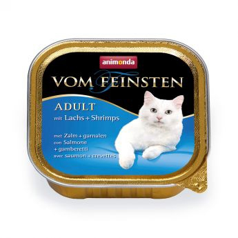 Animonda Vom Feinsten Adult lohi+rapu 100g