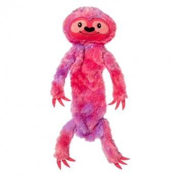 Little&Bigger Rainbow Sloths laiskiainen pastellisateenkaari (Pinkki)