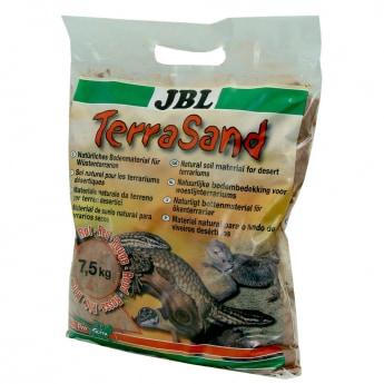 JBL TerraSand pohja-aines luonnonpunainen